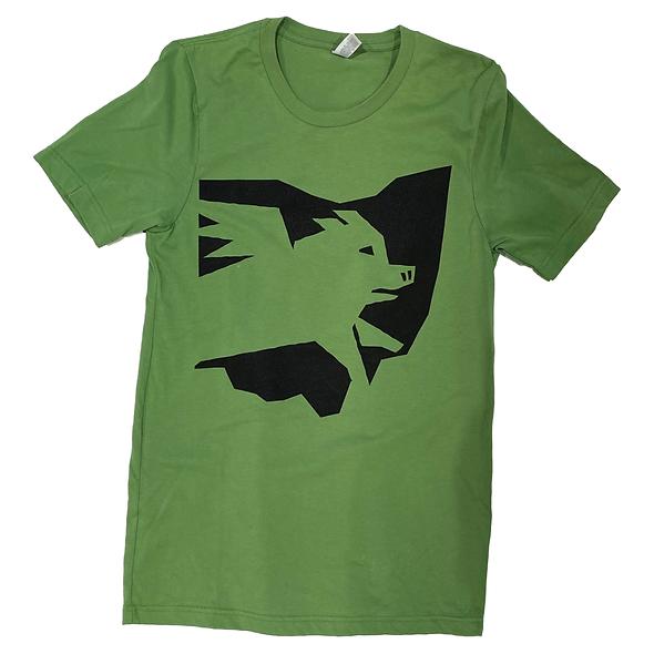 Ohio Logo Tee (Green)