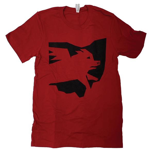 Ohio Logo Tee (Red)