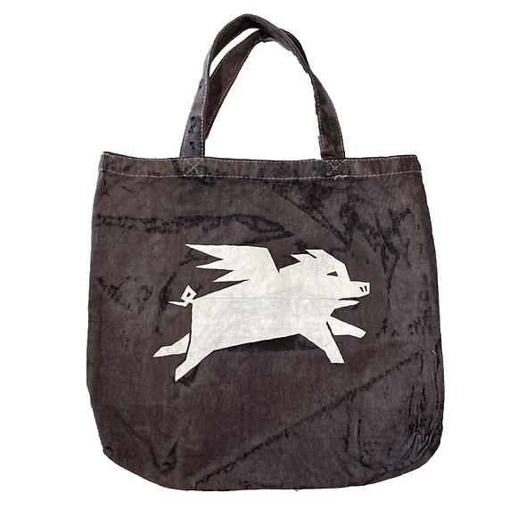Tote Bag (Marble Grey)