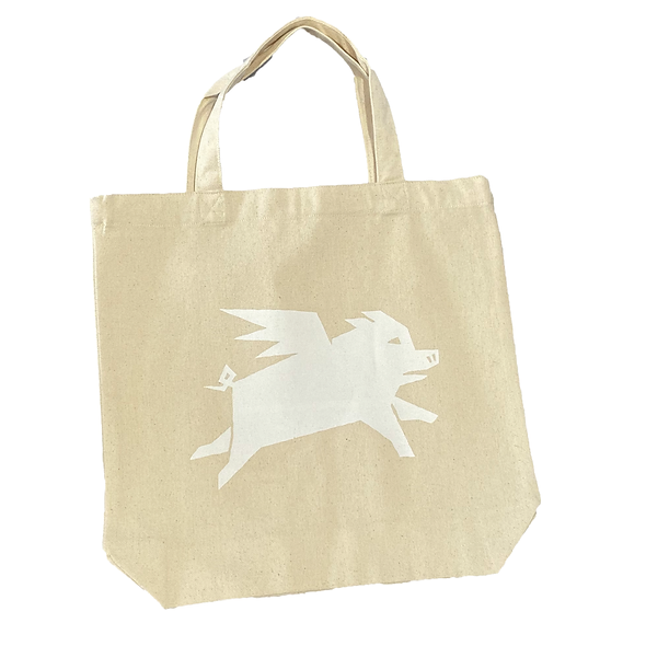 Tote Bag (Natural Canvas)