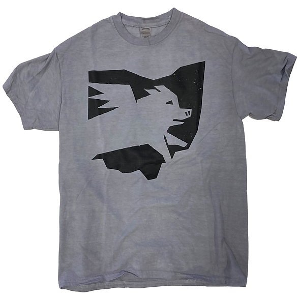 Ohio Logo Tee (Marble Grey)