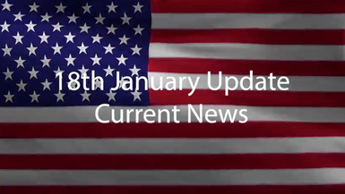 18th JANUARY UPDATE / Simon Parkes