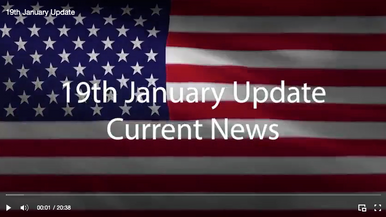 19th JANUARY UPDATE / Simon Parkes