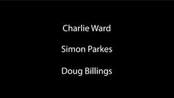 ROUNDTABLE:  Simon Parkes, Charlie Ward & Doug Billings