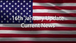 16th JANUARY UPDATE / Simon Parkes