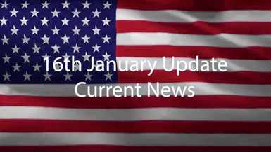 16th JANUARY UPDATE / Simon Parkes