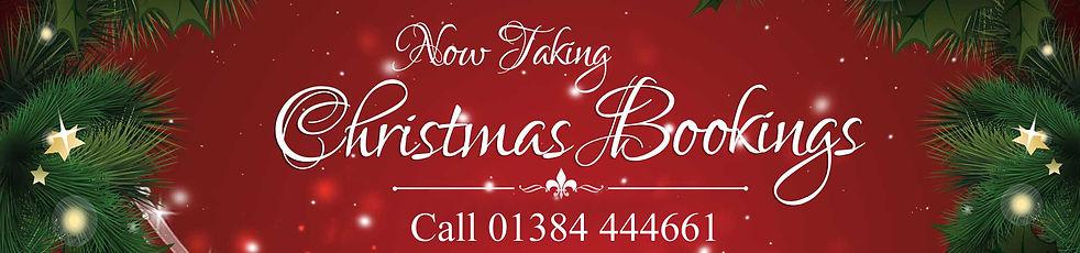 Ruby Cantonese Stourbridge Christmas Menu