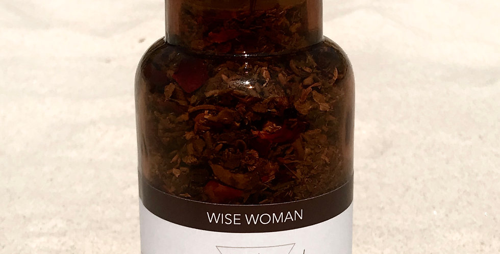 WISE WOMAN - Menopause & dryness