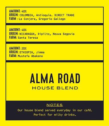 ALMA ROAD HOUSE BLEND
