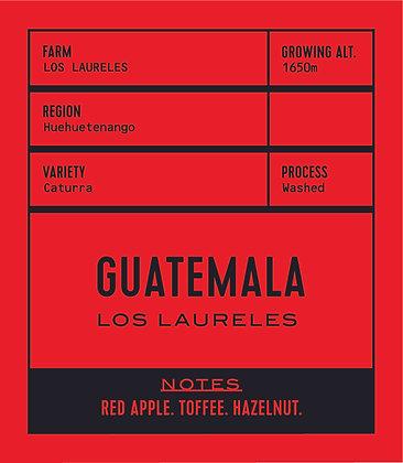 GUATEMALA LOS LAURELES