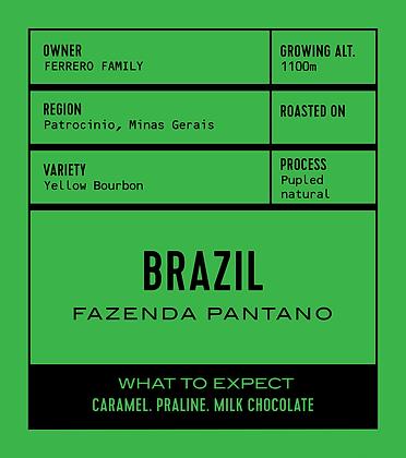 BRAZIL FAZENDA PANTANO 1 kg