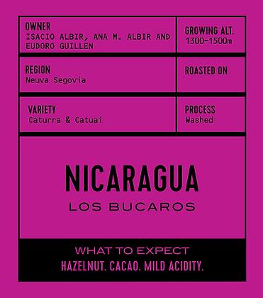 NICARAGUA LOS BUCAROS 250g