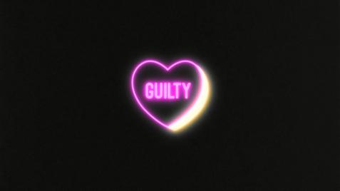 "Animation of the logo of the Swiss illustrator ""Guilty"".  Music: Like You Do Joji Produced by Josh Taffel, Linden Jay & Kurtis"