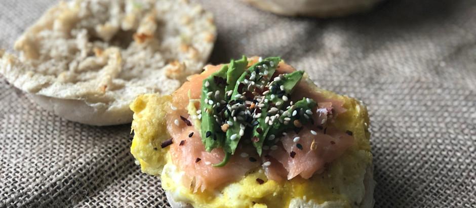 Recipe: Sourdough English Muffins