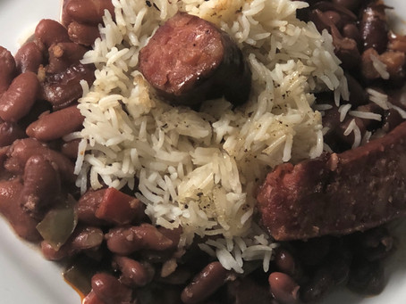 Recipe: Red Beans & Rice