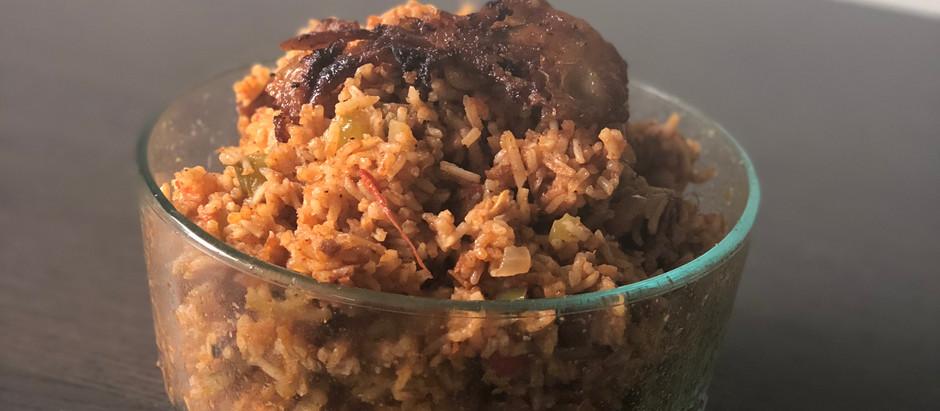 Recipe: Jambalaya