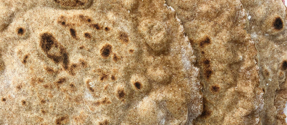 Recipe: Roti with Sourdough Discard