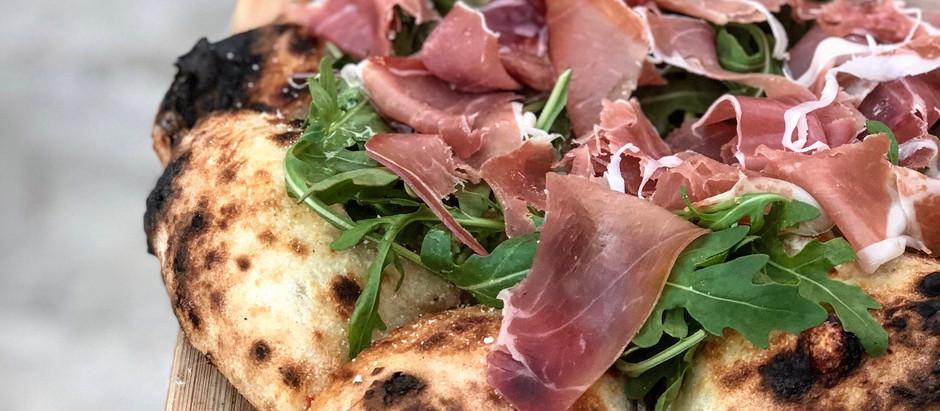 Recipe:  Sourdough Pizza Dough