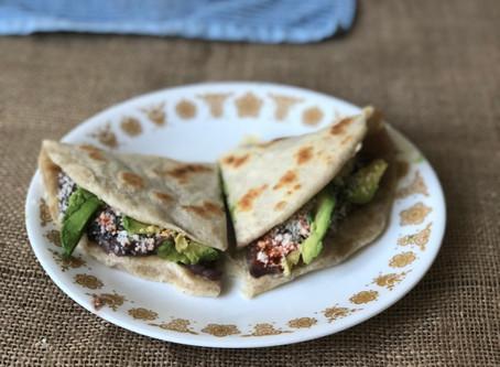 Recipe: Baleadas (With Tortilla Recipe)