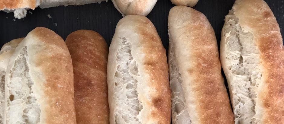 Recipe: Po' Boy Bread