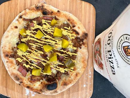 Recipe: Pizza Cubano with King Arthur Baking Company