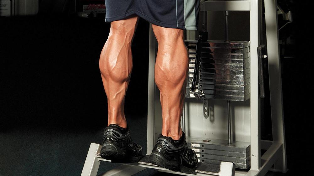 Try standing calf raises to ensure a full range of motion.