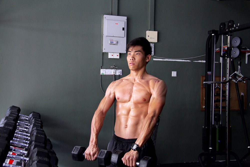 Having a good shoulder health is key to building upper body strength.