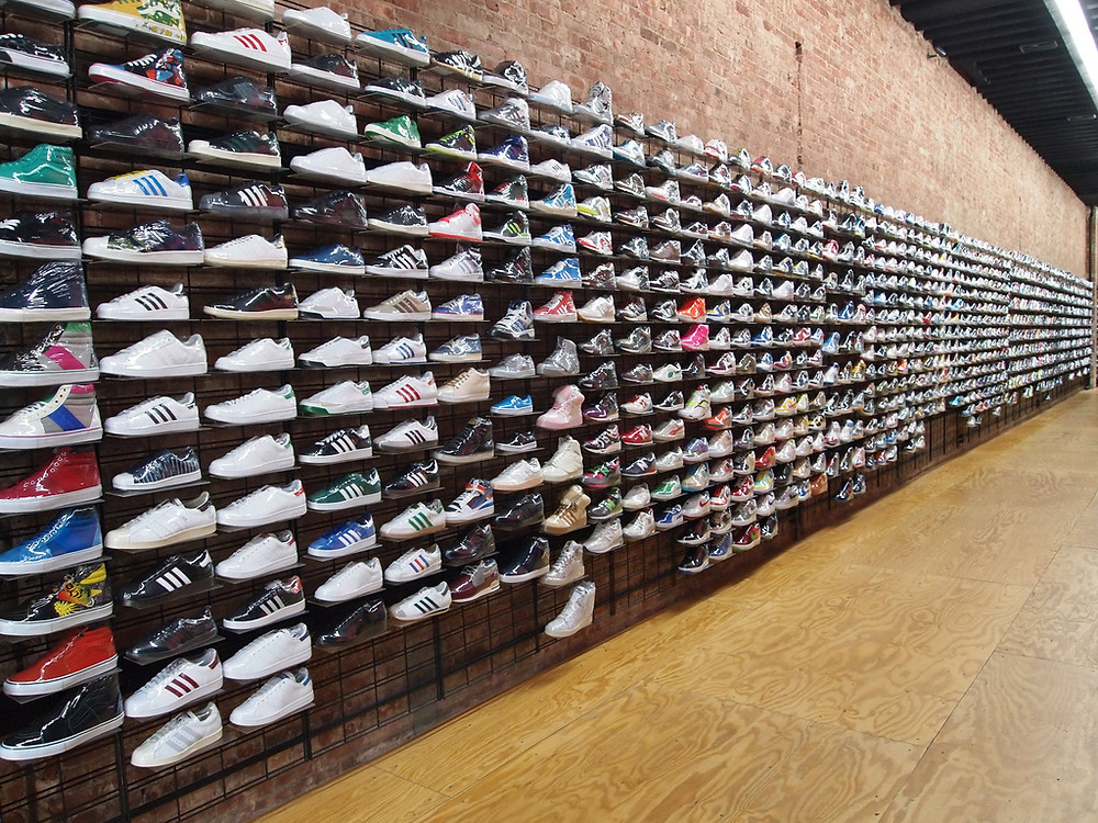 With so many shoes in the market, take your time to select a pair that suits you best.