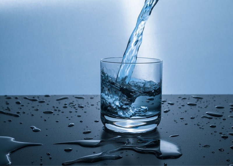 Hydrate. Hydrate, and hydrate. Water can curb those intense cravings.