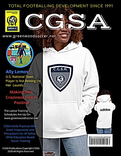 CGSA Publications 2020