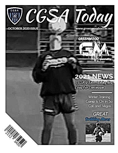 CGSA Today Magazine