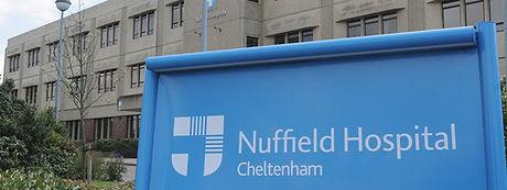 Plastic, Cosmetic, Surgery, Nufflield Hospital, Gloucestershire