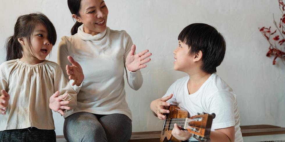 Weiterbildung Kindheitsmusikpädagogik (Blockwoche 3/3)