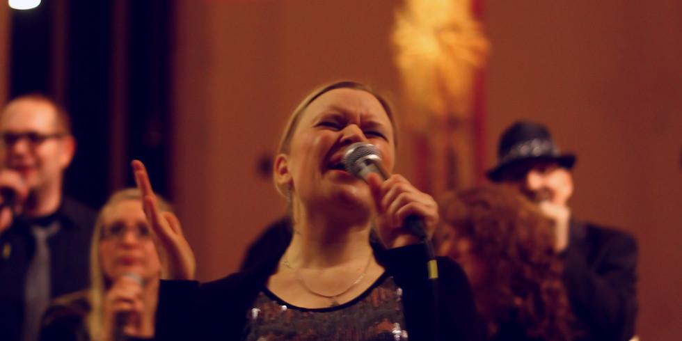 Probe Gospel-Projekt Weihnachtsstimmung