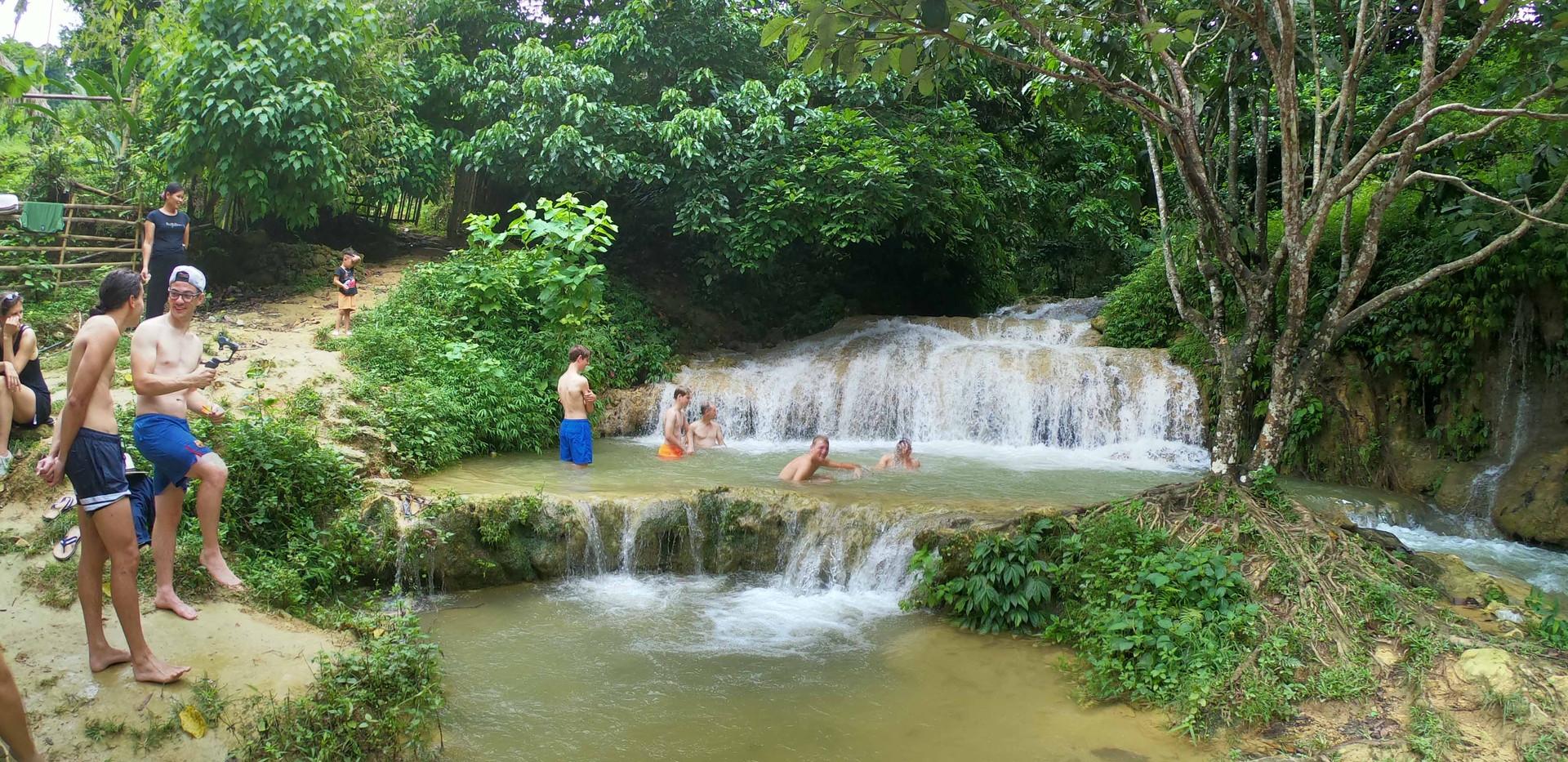 Hieu Waterfall