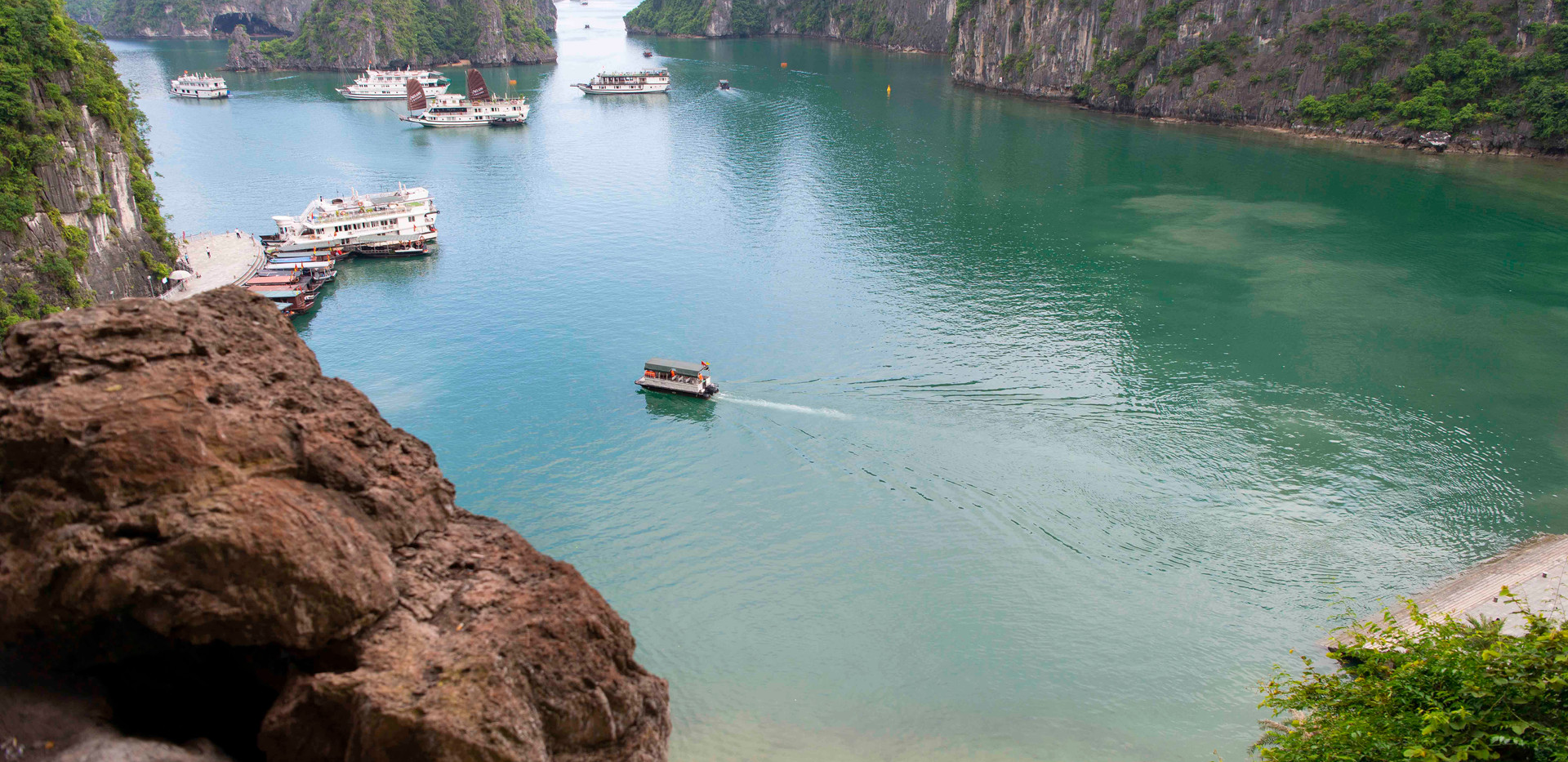 Halong bay photography tour from Hanoi