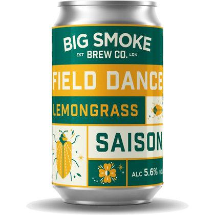 BIG SMOKE - FIELD DANCE LEMONGRASS SAISON