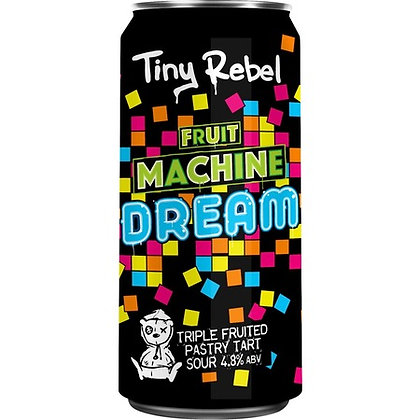 TINY REBEL - DREAM FRUIT MACHINE