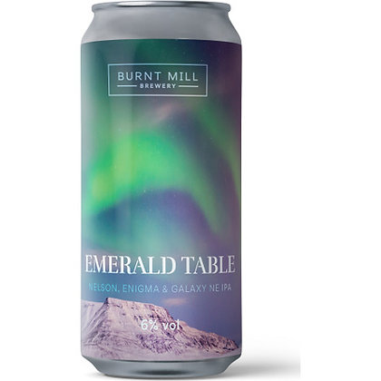 BURNT MILL - EMERALD TABLE
