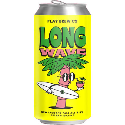 PLAY BREW CO - LONG WAVE