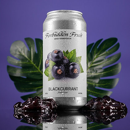 THREE HILLS - FORBIDDEN FRUIT BLACKCURRANT SOUR