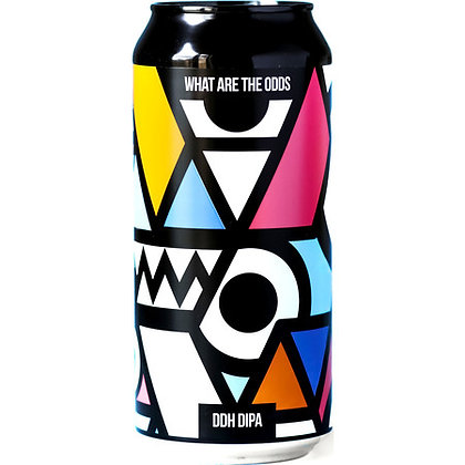 MAGIC ROCK - WHAT ARE THE ODDS IPA