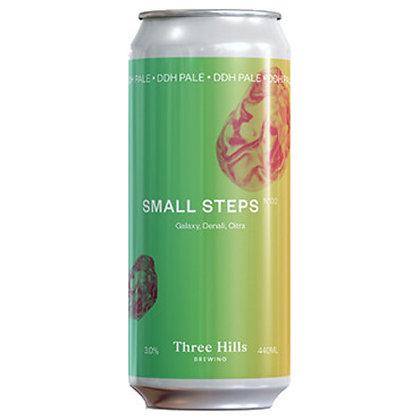 THREE HILLS - SMALL STEPS