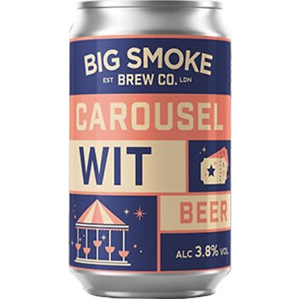 BIG SMOKE - CAROUSEL WITBEER