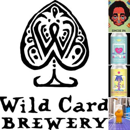 WILDCARD BREWERY 4 PACK