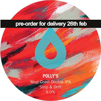 POLLY'S - STRIP & DRIFT WEST COAST DIPA