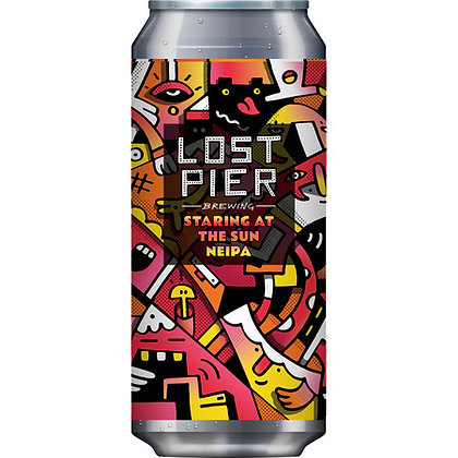 LOST PIER - STARING AT THE SUN NEIPA