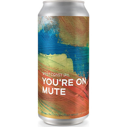 BOUNDARY BREWERY - YOU'RE ON MUTE