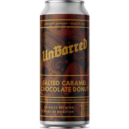 UNBARRED - CHOCOLATE & SALTED CARAMEL DONUT STOUT