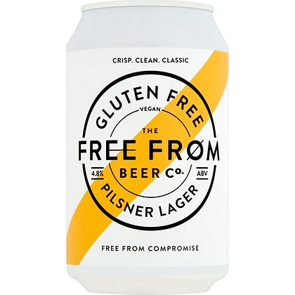 FREE FROM BEER CO - PILSNER